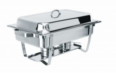 Chafing-Dish-Eckig 1/1 GN.