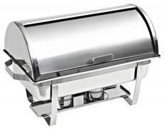Chafing-Dish mit Rolltop 1/1 GN.